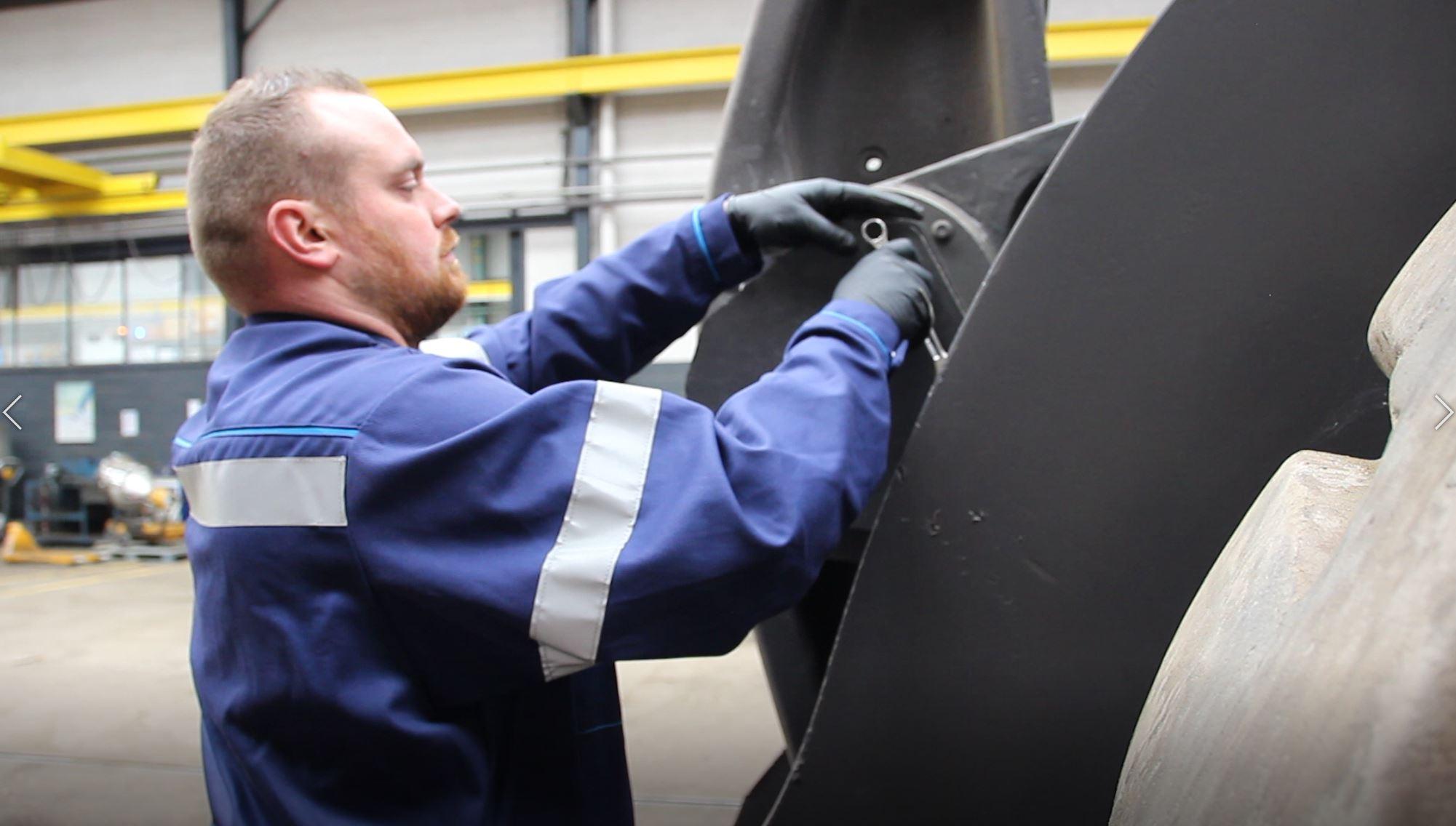 technicien mécanicien réparation SAV