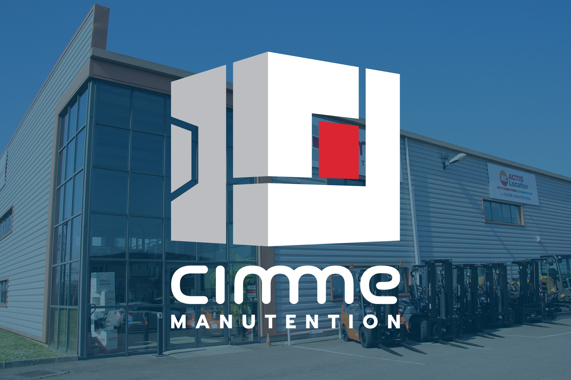 cimme manutention