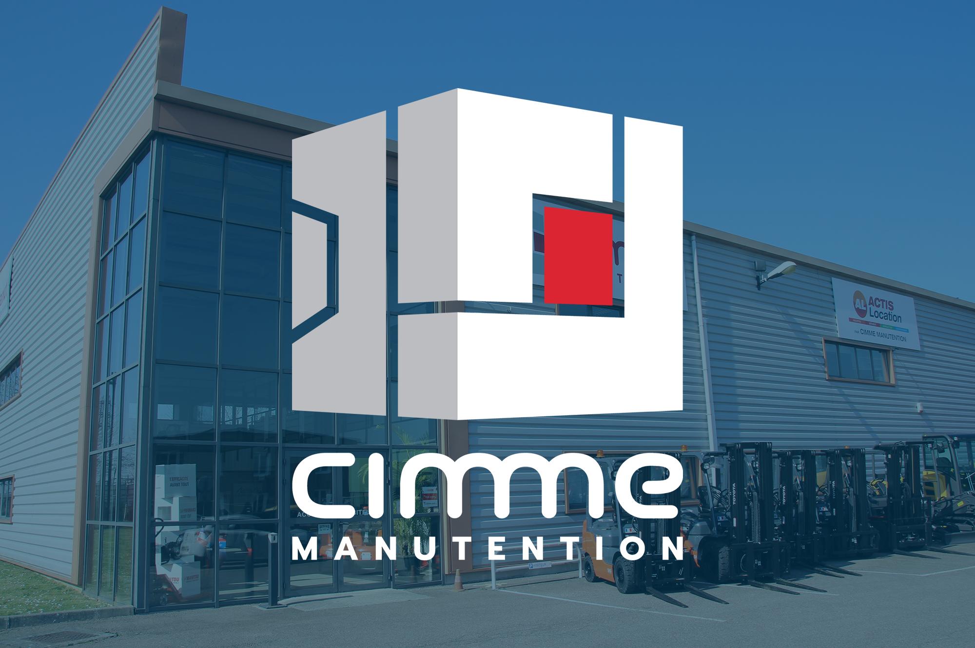 cimme manutention entité du Groupe CIMME