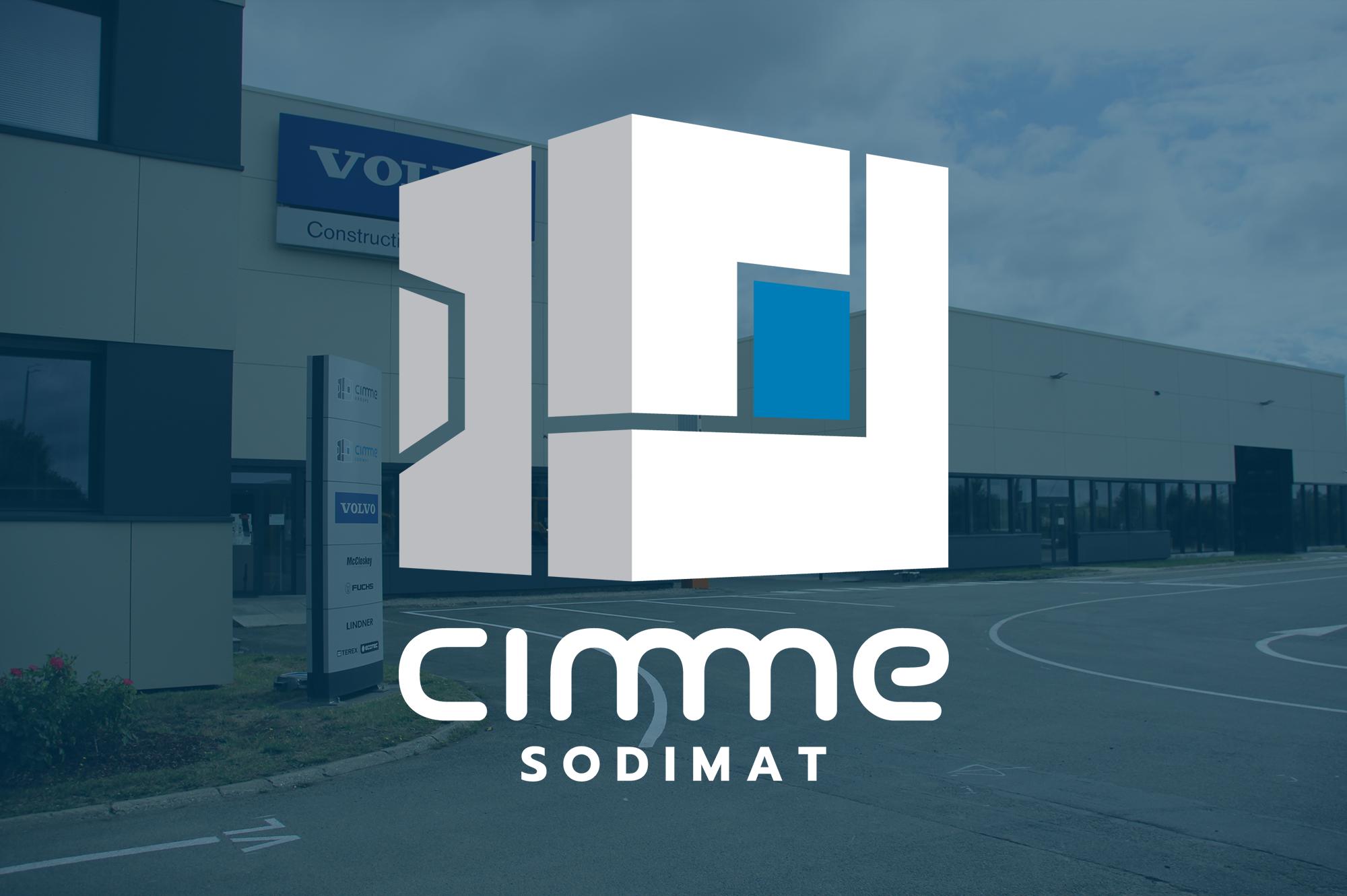 cimme sodimat entité du Groupe CIMME