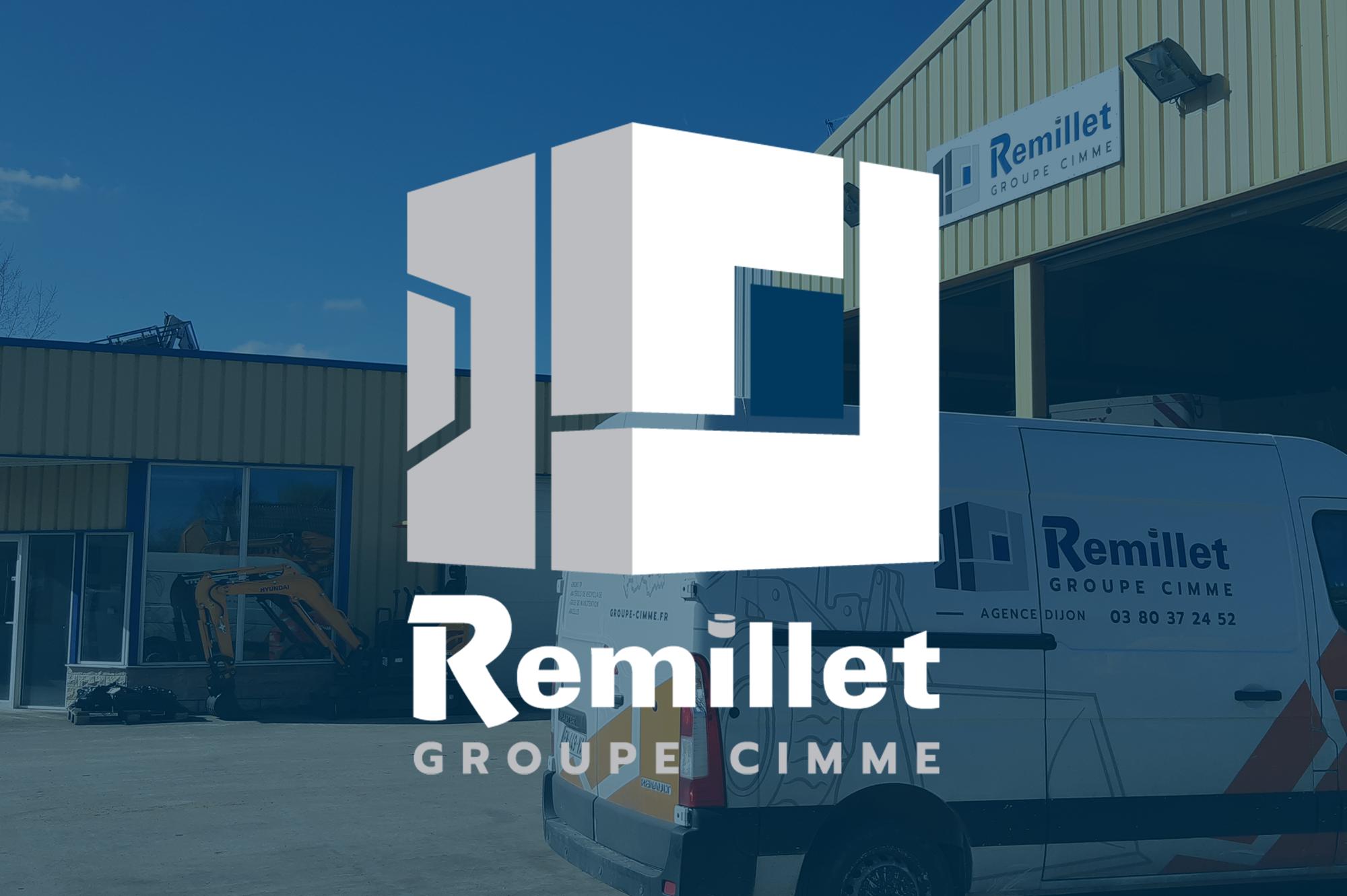 Remillet Groupe cimme entité du Groupe CIMME