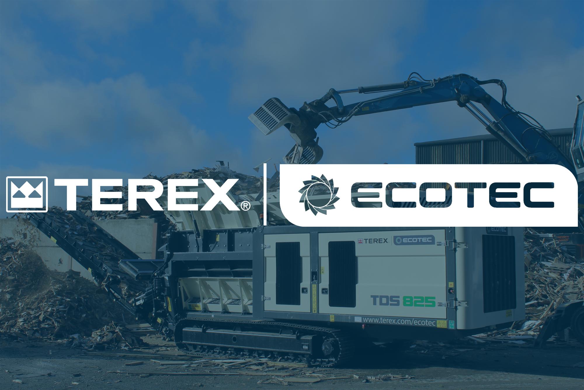 Terex Ecotec marques partenaires cimme
