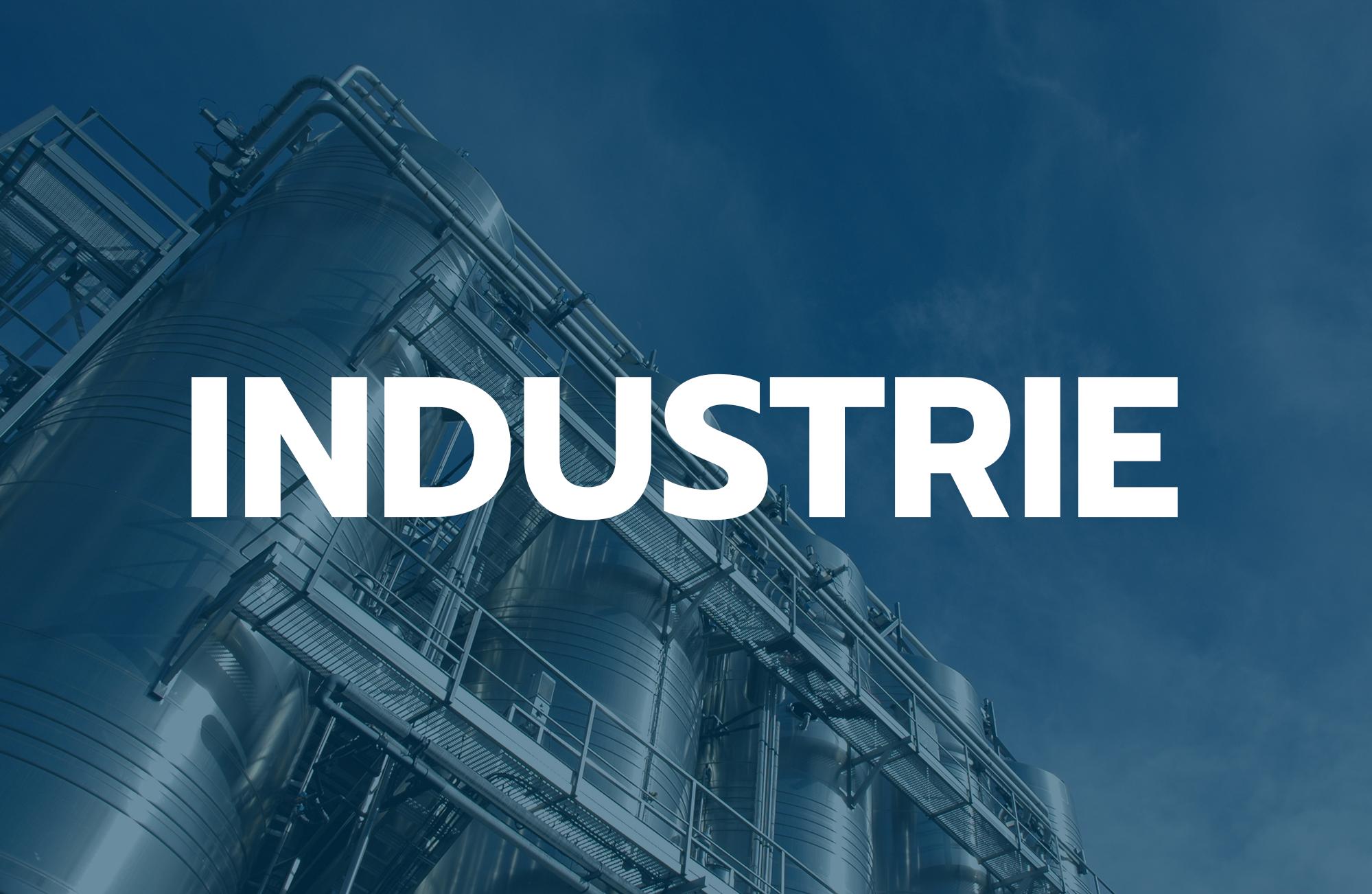 marché de l'industrie