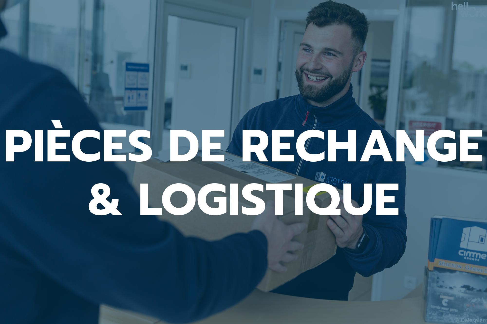 Pièces de rechange & logistique
